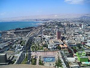 Arica y Parinacota Region - Arica.