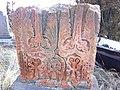 Arinj khachkar, old graveyard (94).jpg