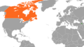 Armenia Canada Locator.png