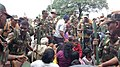 Army flood relief and rescue operations, in Chennai on November 17, 2015 (1).jpg