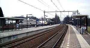Arnhem Presikhaaf railway station - Image: Arnhem Presikhaaf