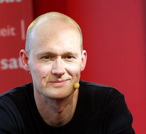German Book Prize - Image: Arno Geiger 2010