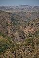 Arribes del Tormes vistos desde la presa de Almendra.jpg