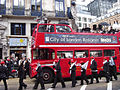 Arriva Heritage Fleet Routemaster coach RMC1464 (464 CLT), 2007 Lord Mayor's Show.jpg