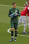 Arsenal v Chelsea Warm Up - Wojciech Szczęsny.jpg