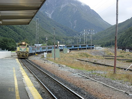 Rail travel in New Zealand – Travel guide at Wikivoyage
