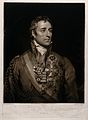 Arthur Wellesley, first Duke of Wellington. Wellcome V0048407.jpg