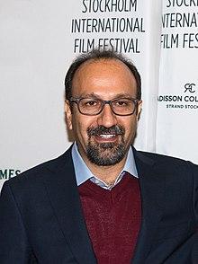 Asghar Farhadi salesman