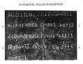 Ashoka Inscriptions Rummindei pillar inscription.jpg