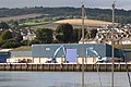 Associated British Ports' sheds, Teignmouth quays - geograph.org.uk - 1510919.jpg