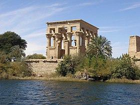 Храм Асуана Филе pavilion.jpg