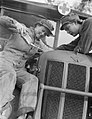 At An ATS Motor Transport Company Training Centre, Camberley, Surrey, 1941 D5714.jpg