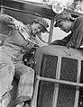 At An ATS Motor Transport Company Training Centre, Camberley, Surrey, 1941 D5714.jpg