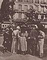 Atget, Eugène - Leben und Arbeitswelt, Eisverkäufer auf dem Boulevard St. Michel (Zeno Fotografie).jpg