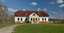 Atla manor main building