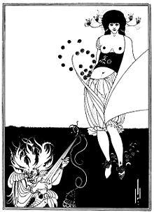 Sex dance of the seven veils