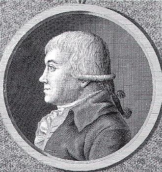 August Friedrich Wilhelm Crome - August Crome, 1796