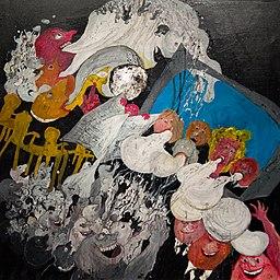 Ausstellung Guido Zingerl (Das goldene Kalb) - Das große Blabla 002
