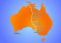 Australia ggc route.png