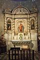 Autel dans l'église Notre-Dame-de-Roumegas à la Tour d'Aigues.jpg
