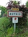 Authie city limit (Somme) en mai 2014.jpg
