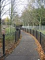 Autumn footpath - geograph.org.uk - 609611.jpg