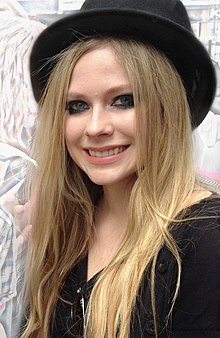 Avril Lavigne Simple English Wikipedia The Free Encyclopedia