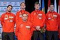 Award ceremony 2014 European Championships SMS-EQ t211328.jpg