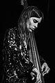 Bára Gísladóttir performing at Mengi in Reykjavík by Juliette Rowland 57.jpg