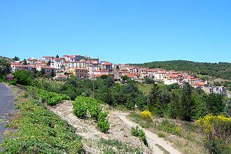 Bélesta, Pyrénées-Orientales - A general view of Bélesta