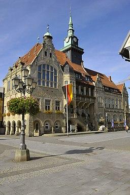 Bückeburger Rathaus CTH