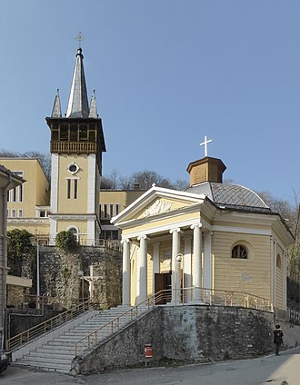 Caraș-Severin County - Băile Herculane