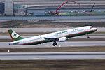 B-16201 - EVA Airways - Airbus A321-211 - ICN (17320240162).jpg