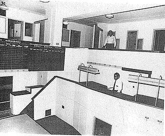 Bankstown Bunker - The Bankstown Bunker during World War II