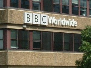 BBC Worldwide - BBC Worldwide's London headquarters until 2008.
