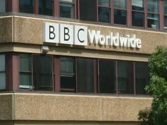 BBC Worldwide - BBC Worldwide's London headquarters until 2008.