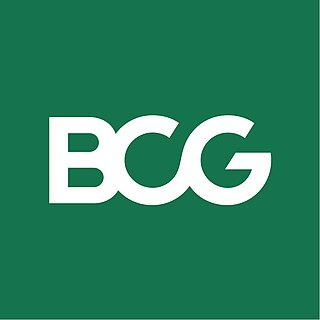 Boston Consulting Group global management consulting firm