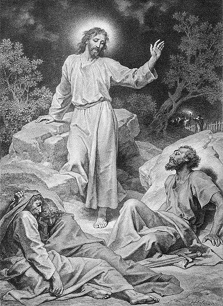 File:BEHOLD, THE HOUR IS AT HAND, AND THE SON OF MAN IS BETRAYED.jpg