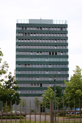 Federal Ministry of Health (Germany) - The Ministerial building in Bonn