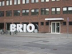 Brios nye hovedkontor i Malmö.