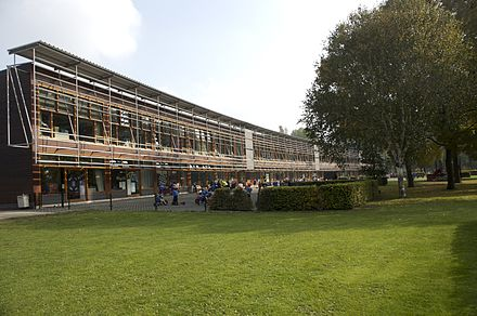 A primary school in The Hague BSN Junior School Vlaskamp.jpg