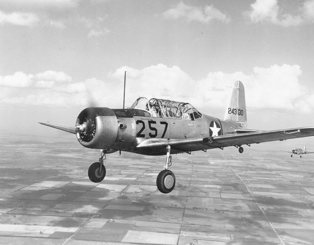 BT-13 Valiant