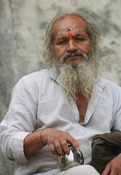 File:Babasteve-Varanasi man cropped.jpg - Wikimedia Commons
