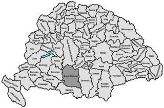 Bács-Bodrog County