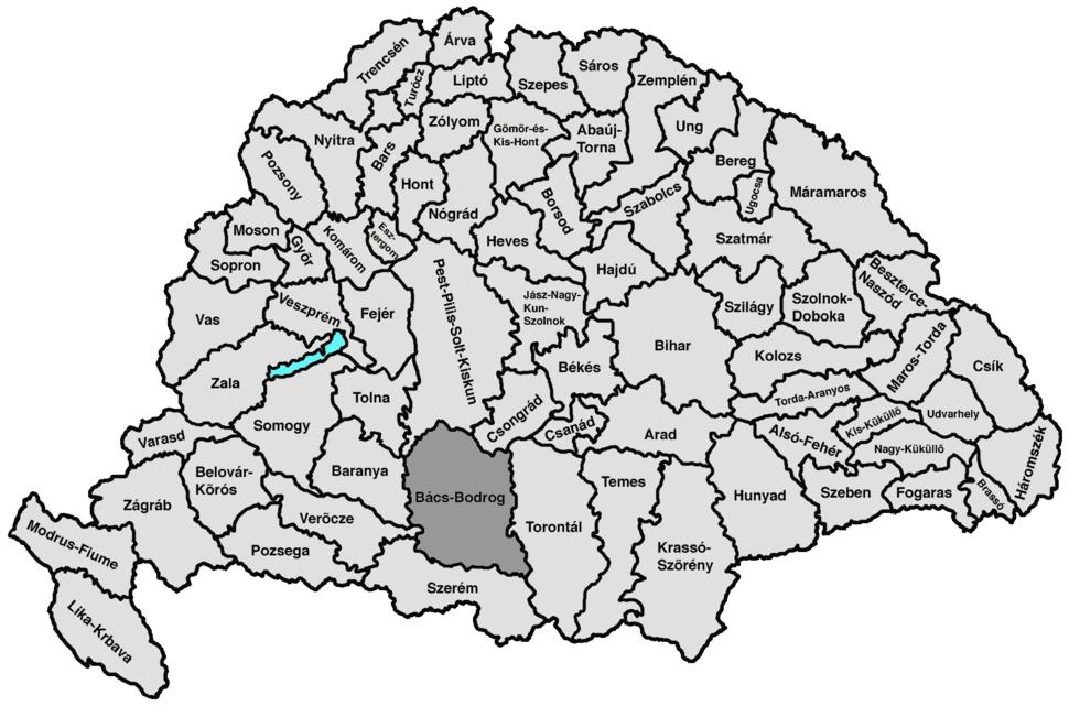 Bacs-bodrog