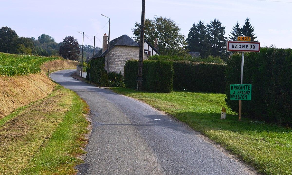 Brocante La Ferte St Aubin bagneux, aisne - wikipedia