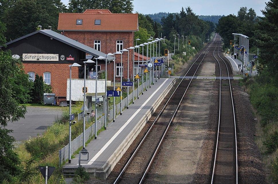 Bahnhof Hemmoor.ajb