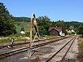 Bahnhof Steinbach-Groß Pertholz Wasserkran.jpg