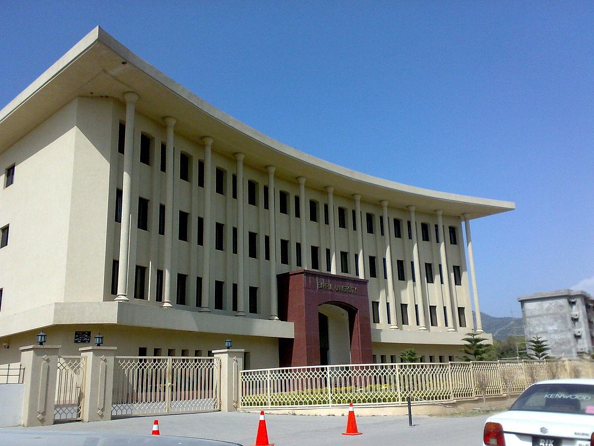 Bahria university wikipedia for Uni psychologie nc