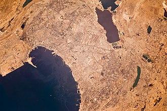 Bay of Baku - Image: Baku, Azerbaijan